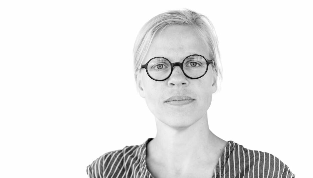 Vårt Lands Åste Dokka blir prest i Oslo Domkirke.