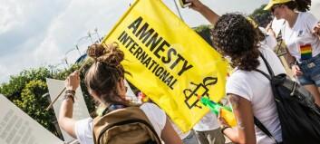 Amnesty International Norge søker innholdsrådgiver