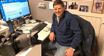 Ole Jonny gir seg etter 45 år i lokalavisen: – Tror ikke helt at man ikke skal på jobben