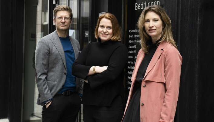 Kristine Meek blir ny partner i kommunikasjonsbyrået Sannum & Bergestuen