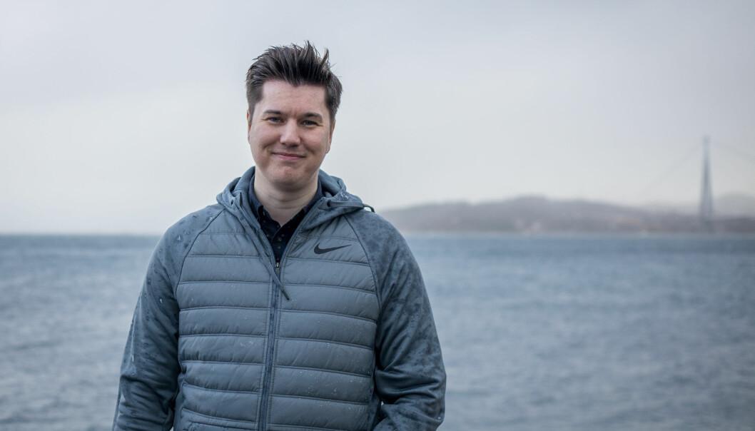 Sindre Kristiansen er ny journalist i Fremover.