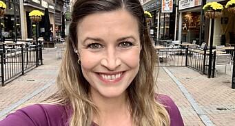 Veronica Westhrin gir seg som NRK-korrespondent i USA