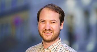 Fredrik Varfjell er ny vaktsjef for foto i NTB