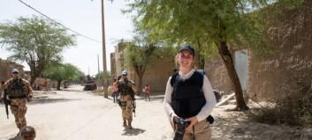 Forsvarets Forum søker sikkerhetspolitisk reporter