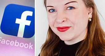 Facebook vil støtte nordisk journalistikk med millioner - sier dette er grunnen