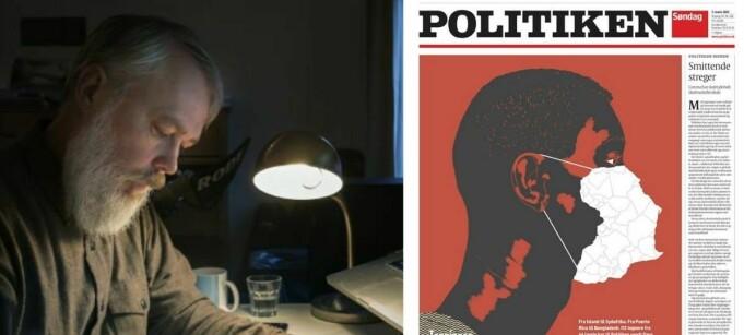 Storavis viet hele fronten til Aftenposten-tegneren: – En opptur