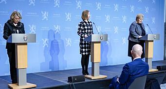 Kun 12 kvinner blant de 40 mest omtalte personene i norske medier