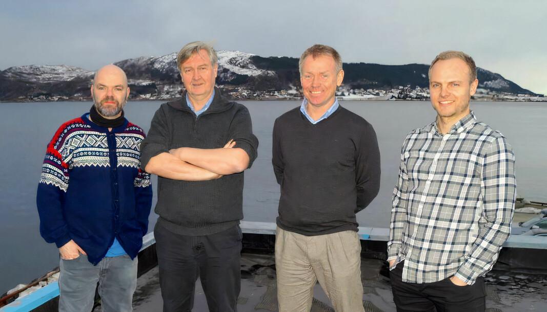 Disse utgjør Nett No: Marius Rosbach (journalist), Kjetil Haanes (redaktør), Ogne Øyehaug (redaktør) og Magnus Myklebust (markedssjef).