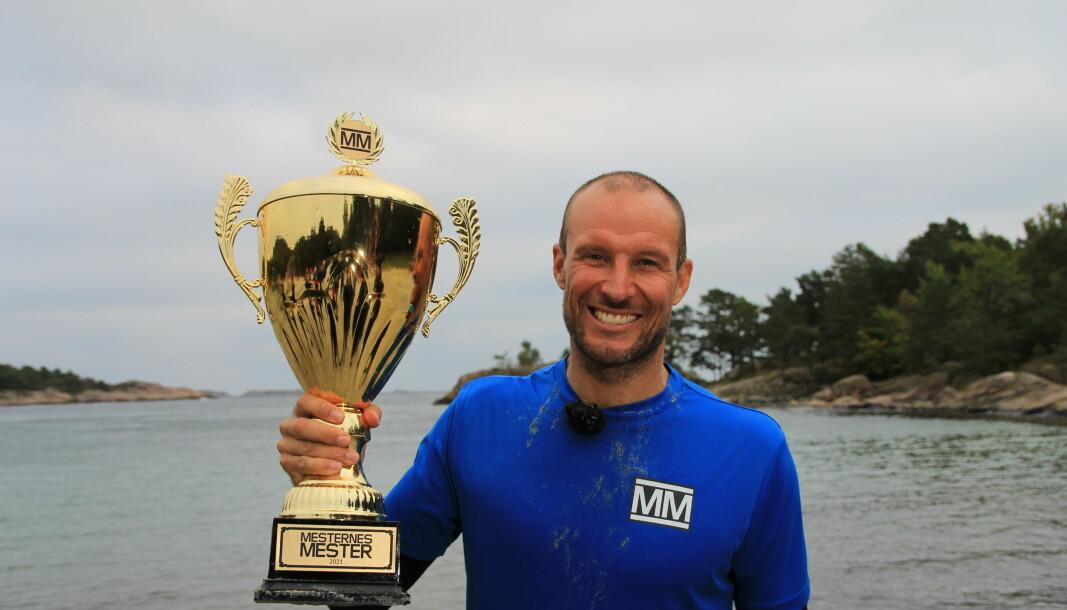 Aksel Lund Svindal vant Mesternes mester 2021. Neste sesong får vi se ham som programleder.