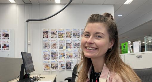 Aftenposten Junior ansetter Kari Mette Hole: – Uvirkelig