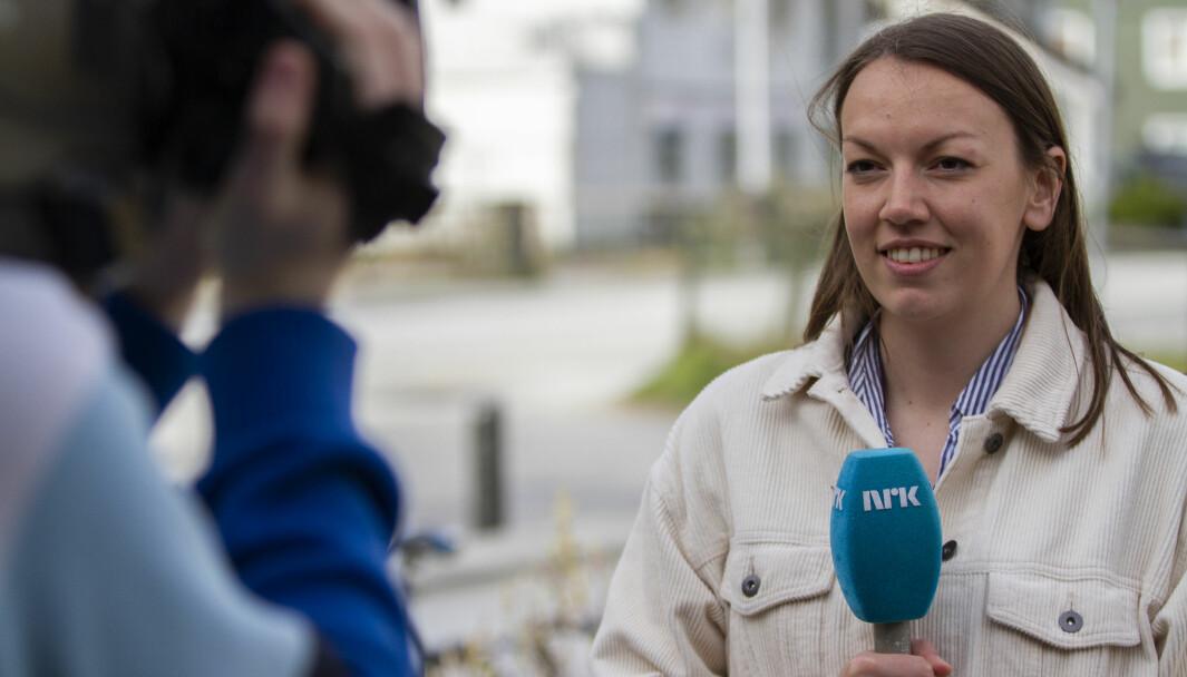Trine Svanholm Misje går videre til TV 2.