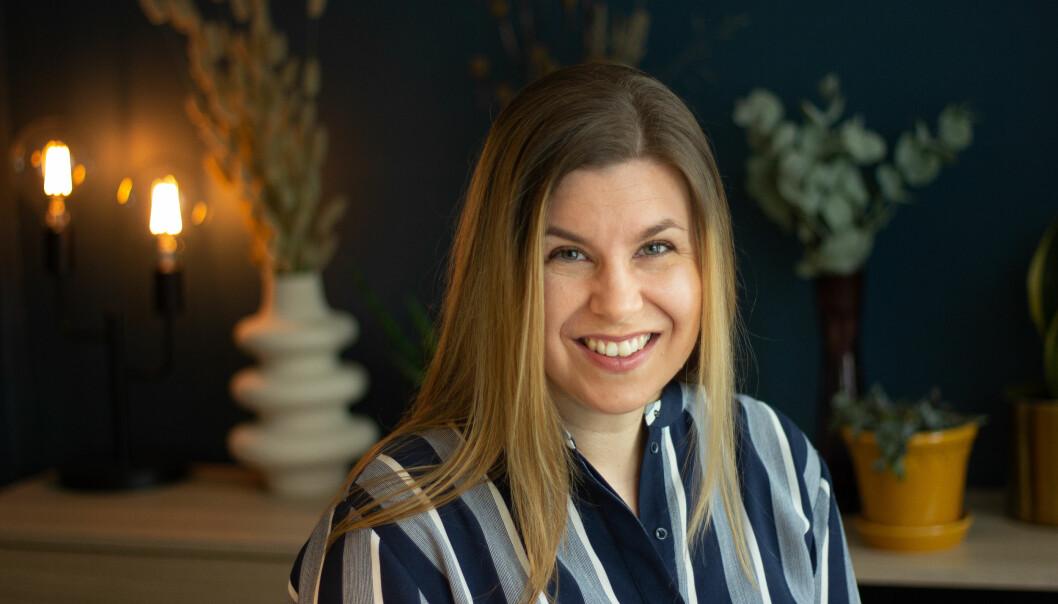 Andrea Hegdahl Tiltnes har fått ny jobb i Adresseavisen.