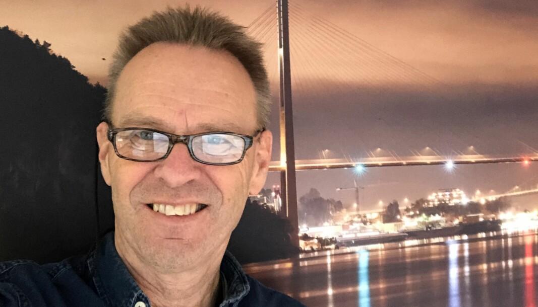 Stig Bolme vender tilbake til reporter-livet etter tolv år som leder i NRK.