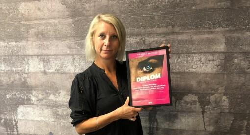 NRK-journalist Annemarte Moland savner mer journalistikk fra utenfor Oslo