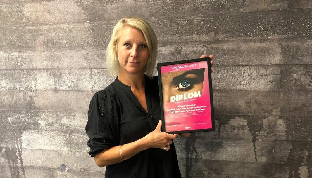 Annemarte Moland ,Undersøkende journalist, NRK Dokumentar- og samfunn