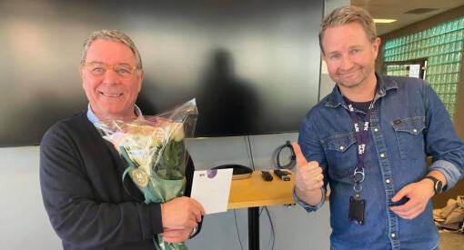 Svein Jacob Mathisen slutter i NRK Rogaland etter 33 år: – Det blir et savn