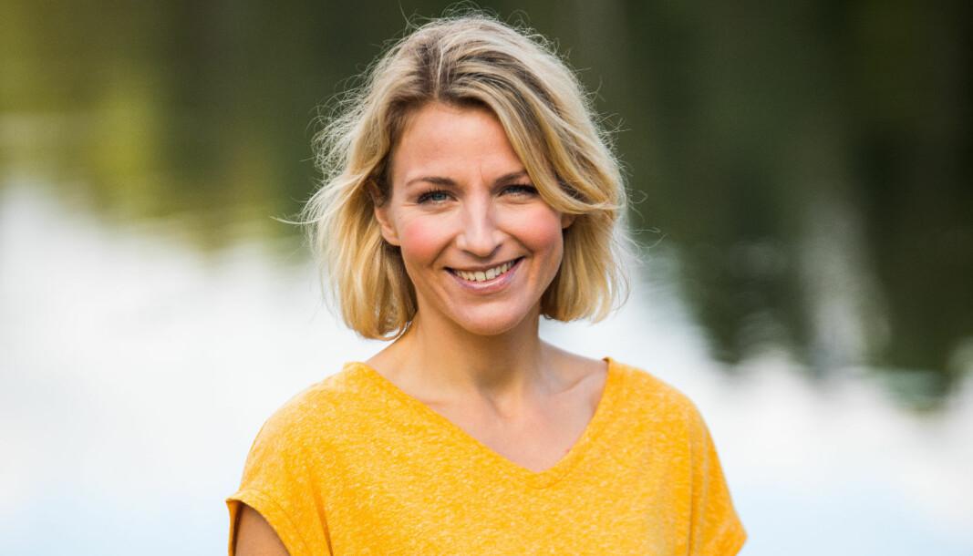 TV 2-programleder Guri Solberg ønsker seg bedre kjønnsbalanse i norske medier.