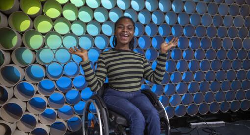 Salamatu Kamara (25) blir ny programleder i NRK Supernytt