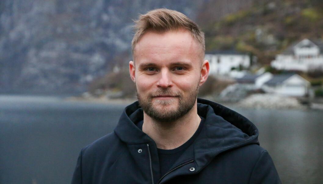 Ola Weel Skram er ny redaktør i Porten.no.