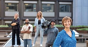 TV 2 hjelper deg søker reportere til to faste stillinger