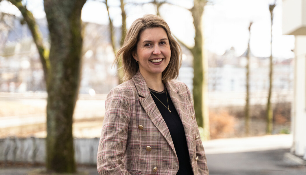 Ingrid Fredriksen blir ny grave og historie-coach i Lab2.