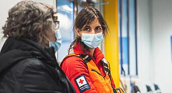 Røde Kors søker kommunikasjonsrådgiver