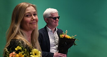 Nå er han leder for Norsk Journalistlag