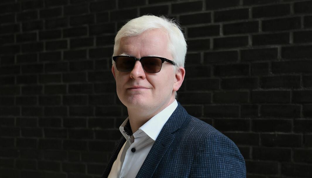 Dag Idar Tryggestad er ny leder av Norsk Journalistlag.