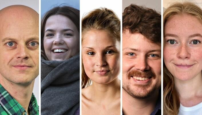 BT har ansatt disse fem journalistene