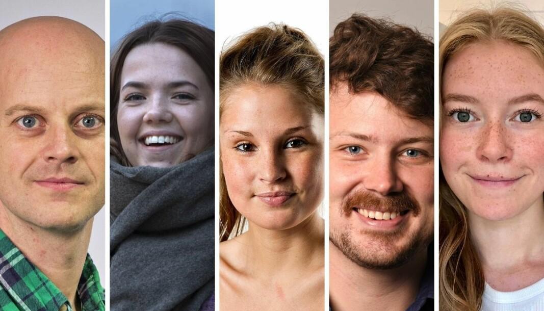 Martin Hirth, Sirill Soltveit Heimdal, Aina Fladset, Kyrre Kjellevold og Hanne Ørnhaug Eskeland er blitt ansatt i Bergens Tidende.