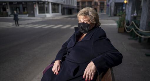 Slik avslørte NRK Erna Solberg-brudd