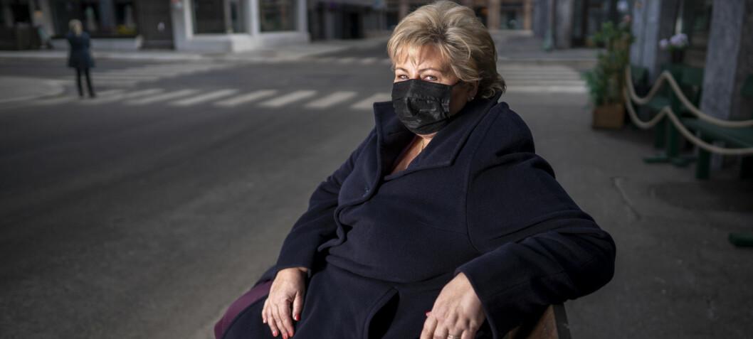 NRK visste om Solbergs smittevern-brudd i tre uker: – Ikke uvanlig