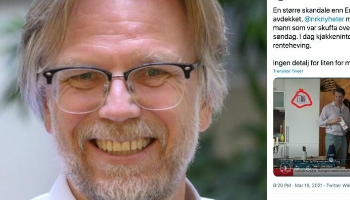 NRKs kildebruk vekker oppsikt: – En morsom tilfeldighet