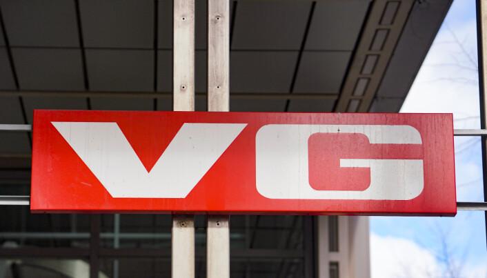 VG lanserer bokforlag