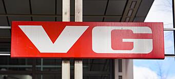 VG lanserer eget bokforlag