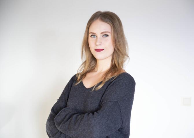 Silje Kampesæter (32) er ansatt som ny distriktsredaktør i NRK Innlandet