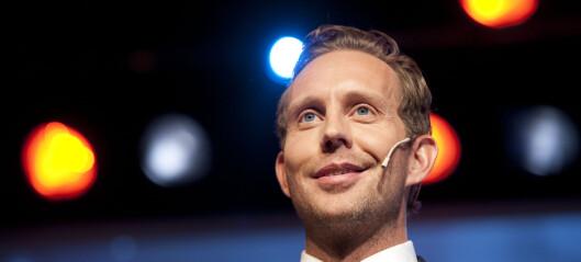 Morten Ramm om å bli nominert til VIXEN Awards: – Et overgrep