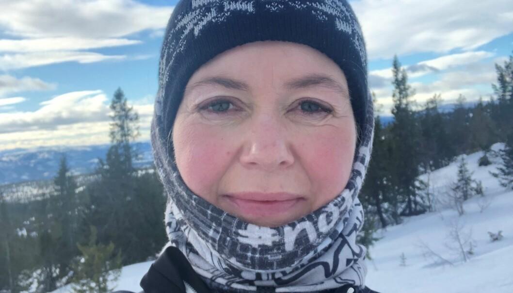 Nestleder i Norsk Journalistlag, Hege Fagerheim