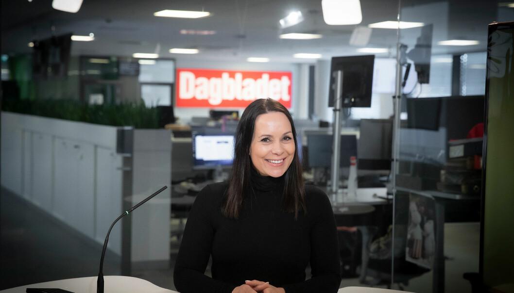 Tanja Wibe-Lund blir avdelingsleder i Dagbladet TV.