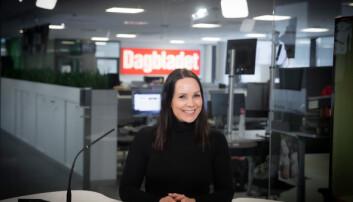 Tanja Wibe-Lund blir avdelingsleder i Dagbladet TV: – Jeg er som skapt for jobben