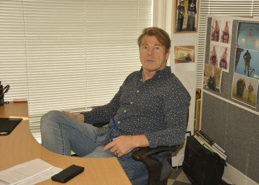 Sparket redaktør enig med avisen om sluttavtale