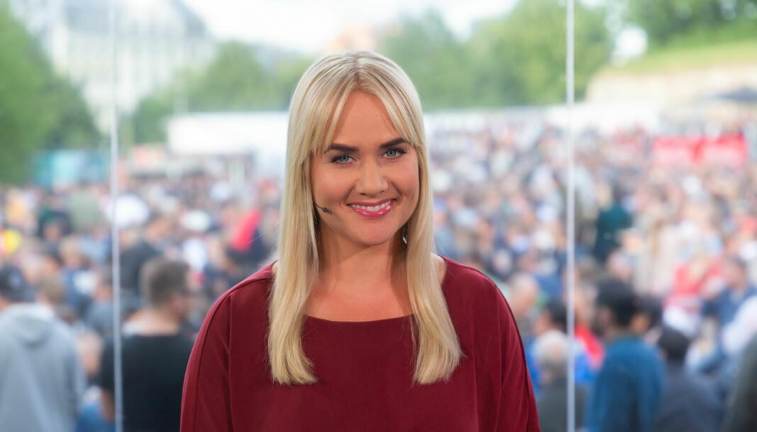 Julie Strømsvåg har jobbet i TV 2 i en årrekke. Nå er hun klar for NENT.
