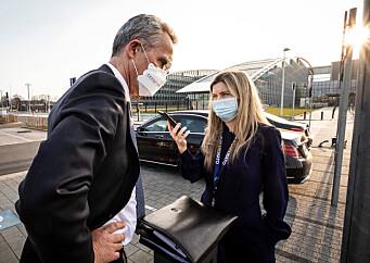 Slik endte Sissel Kruse Larsen opp med NATO-jobben