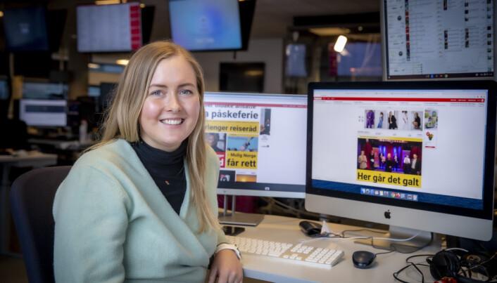Marthe Ihle (28) blir digital vaktsjef i Dagbladet