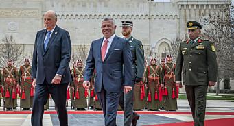 Medier får forbud mot å omtale konflikten i Jordans kongehus