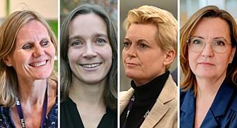 NRK har flere kvinnelige enn mannlige ledere - men de tjener mindre