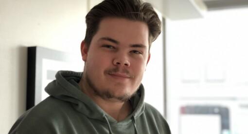 Jørgen Skiaker Pedersen (26) blir ny SoMe-produsent i Radio Metro