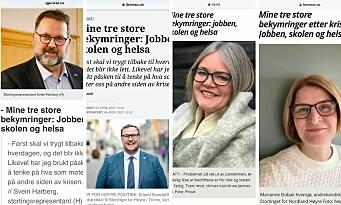 Høyre solgte inn likelydende leserbrev til aviser - framstilte de som unike
