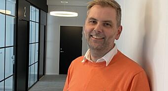 Jan Eivind Fredly (43) gjør redaktør-comeback hos Lofotposten