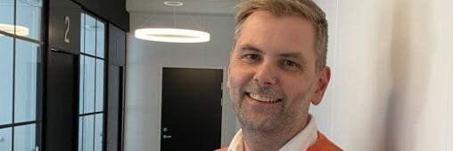 Jan Eivind (43) gjør redaktør-comeback hos Lofotposten